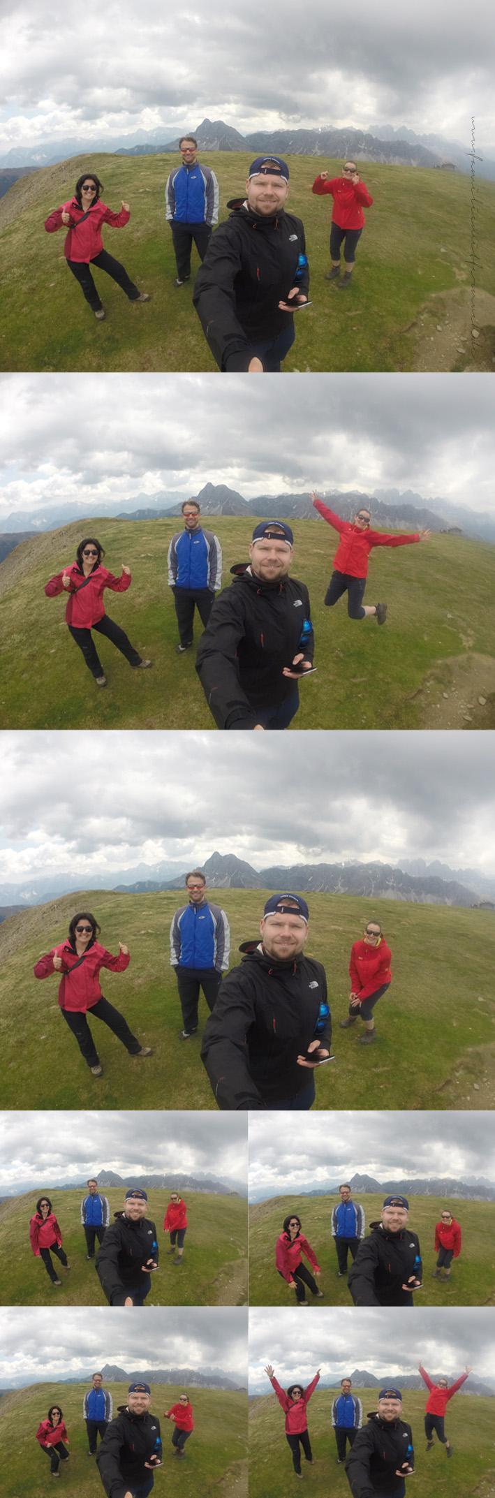 3 Gipfel Tour Telegraph