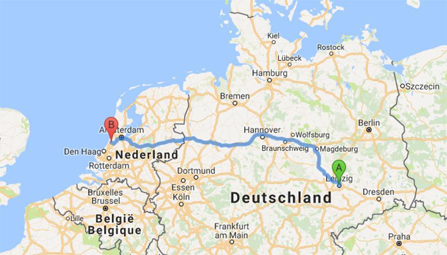 Karte Nordseeküste Holland.Kurzreisen Zur Tulpenblüte In Zuid Holland Familie Mit Fernweh